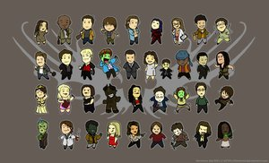 Angel Minis by Angel-fan-club