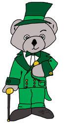 Beary Bear Suited by sooper-sean