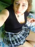 Skirt stock 124