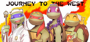 JOURNEY TO THE WEST TMNT