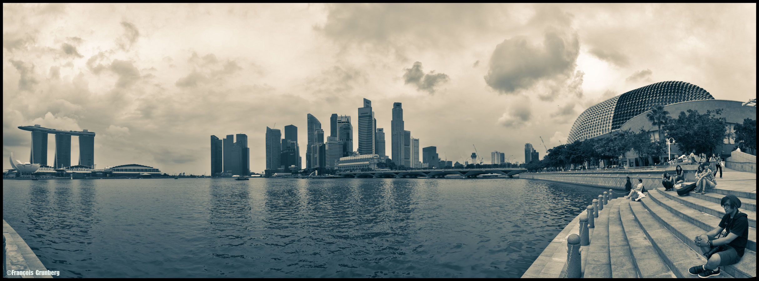 Marina Bay Singapore by partoftime