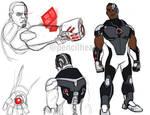 Cyborg redesign