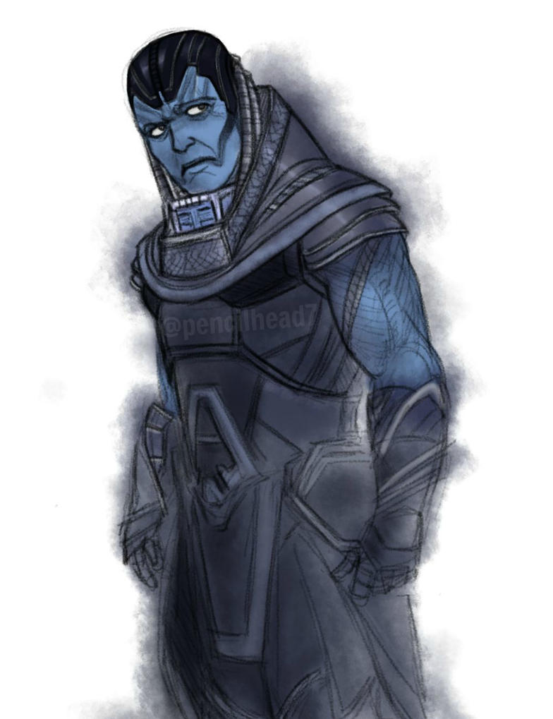 Apocalypse by pencilHead7 on DeviantArt