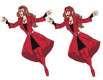 Scarlet Witch Redesign