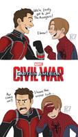 Avengers! Oh wait...