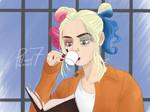 Harley Tea Time
