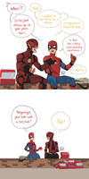 Spidey and Flash