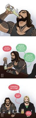 Royal problems by pencilHead7