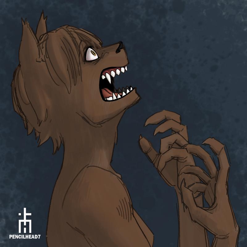 Wolfbane by pencilHead7