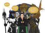 Loki and The Black Order