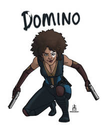 Lucky Domino by pencilHead7