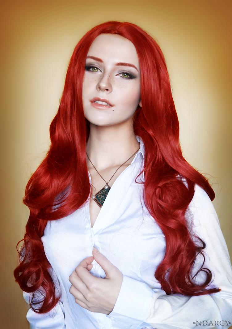 Triss by NMamontova