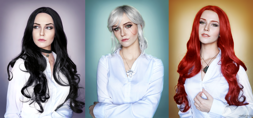 The Witcher costest by NMamontova