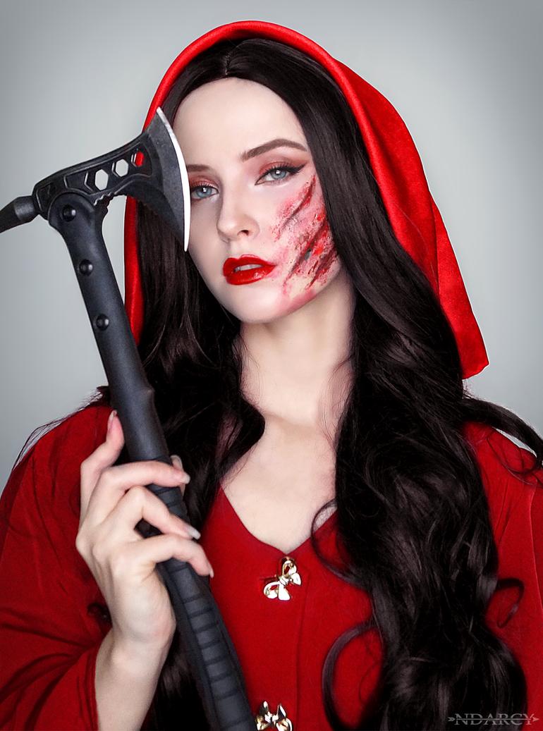 Red Riding Hood by NMamontova