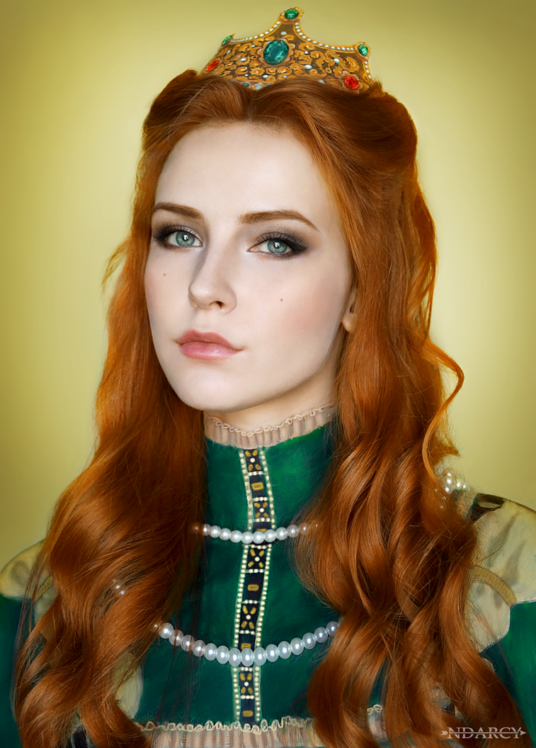Anna Henrietta costest by NMamontova