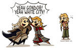 Stewards of Gondor.