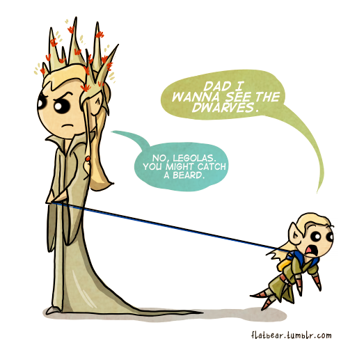 BB Legolas. by flatbear