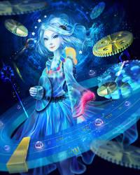 Daisy Bell by Dizziezebra