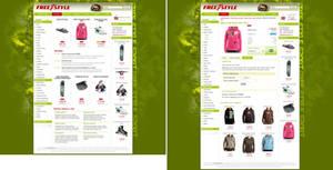 Freestylesport shop