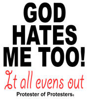 God Hates Me Too by jawshoewhah
