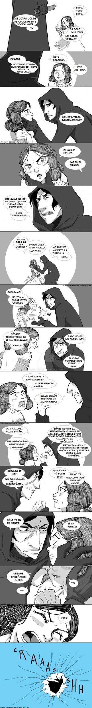 REYLO Comic 12 by Koldeka