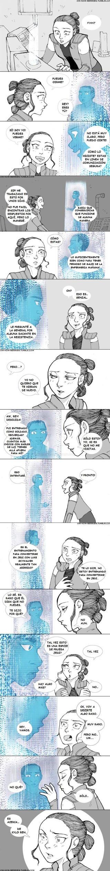 REYLO comic 15 by Koldeka