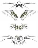 Wing sets by Lenalis