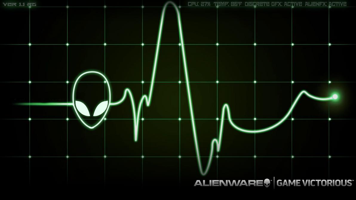 alien heartbeat wallpaper by forrunner on deviantart