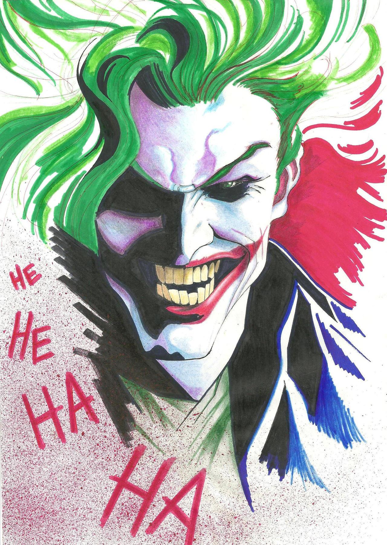Joker by matss1988