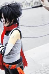 - NARUTO : Sasuke - by Lina-Lau