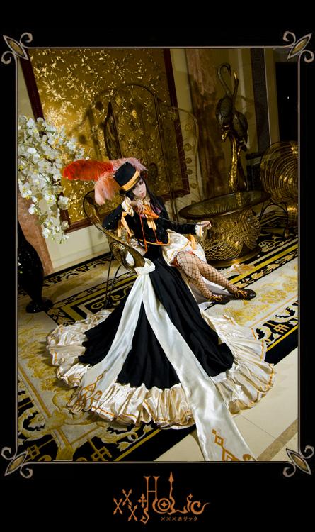 - xXxHoLic : Peacock - by Lina-Lau