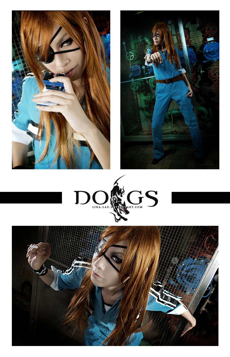 - DOGS : Smokes - by Lina-Lau