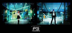 - Persona 3 : Evoke - by Lina-Lau