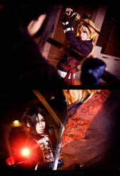 - Hakuouki : Fight - by Lina-Lau