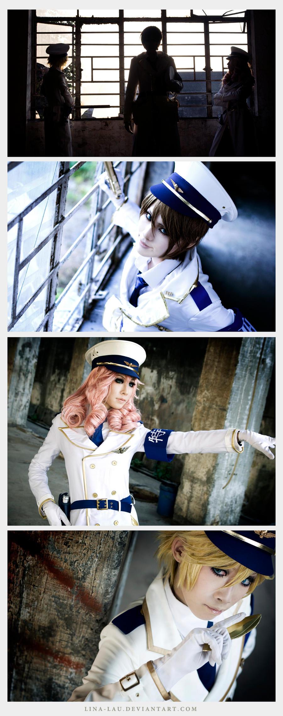 - DOLLS : Captain's Mission - by Lina-Lau