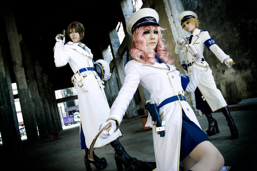 - DOLLS : Captain's Mission 2 - by Lina-Lau