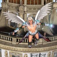 Angel: Takeoff by Norravan