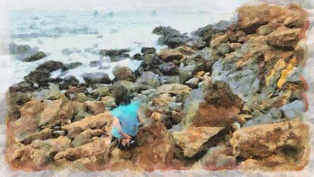 At the Sea Shore 9