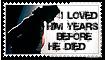 years before Stamp
