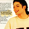 just Smile, Michael.. by GeoSohma