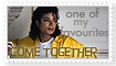 Come Together Stamp by GeoSohma