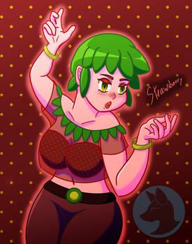 Strawberry Gijinka