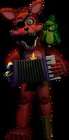 Rockstar Foxy(UCN Full Body)