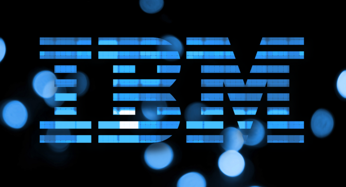 IBM Wallpaper Dark By Domino3d