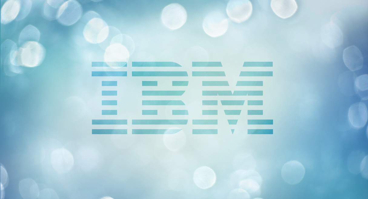 IBM Wallpaper Light By Domino3d