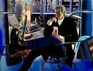 Nardole, do something non-irritating by Doctorwithaspoon