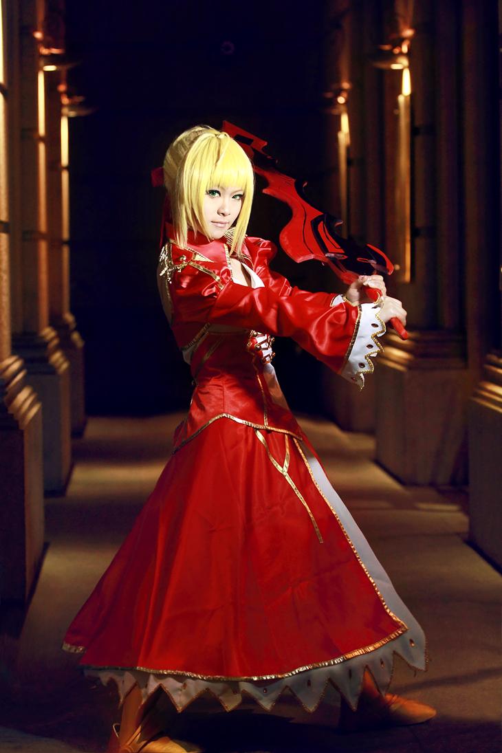Fate/EXTA by sunen2004