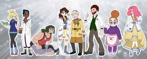Dakem Board of Professors!