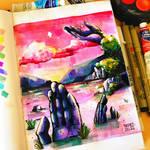 Eveni Sketchbook