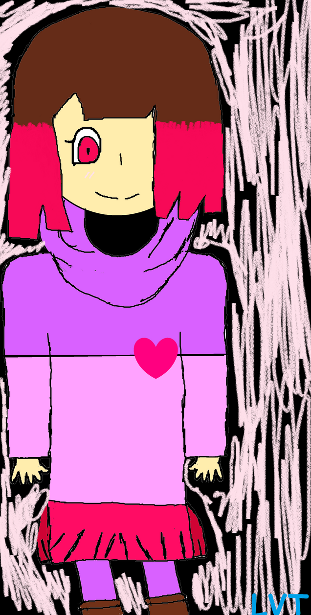 Betty From GlitchTale by lovetrouble123